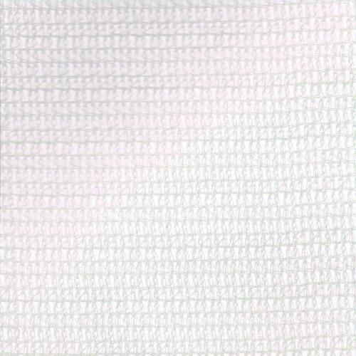 【防炎】盗難防止ネット(メッシュ) 目合い1mm/難燃ポリエチレン/ホワイト/1.8×10m