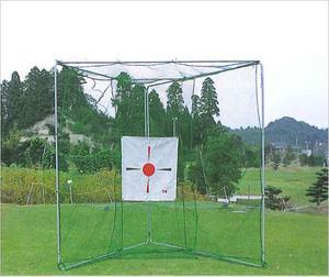 折畳み式ゴルフ練習用ケージ1人用(GGタイプ) TN-15-1601
