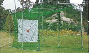 昇降式ゴルフ練習用ケージ1人用(GOタイプ) TN-15-1604