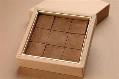 バレンタイン ホワイトデー ギフト 母の日 父の日 返品不可 御中元 石畳 生チョコレート カカオ お歳暮 の 御歳暮
