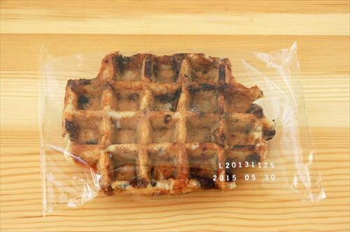 ※解凍するだけで食べられる菓子です ベルギーワッフル チョコ 正規認証品 新規格 90g×24個入り 冷凍菓子 超目玉 カフェ パーティー レストラン