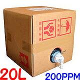 ウィルバス200 20Lバロンボックス