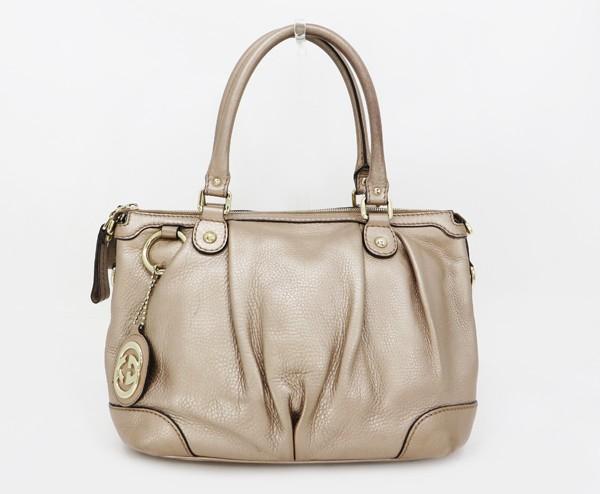 ◇【中古】 【GUCCI グッチ】 スーキー 2WAYハンドバッグ 247902 ハンドバッグ