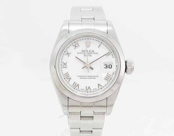 【中古】 【ROLEX ロレックス】 オイスター パーぺチュアル デイト Y番 79160 自動巻腕時計