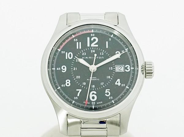 【中古】 【HAMILTON ハミルトン】 カーキ フィールド 自動巻 H70595133 自動巻腕時計