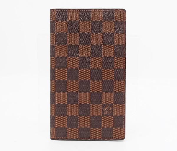 【中古】 【LOUIS VUITTON ルイ・ヴィトン】 札入れ N62226 財布 ダミエ