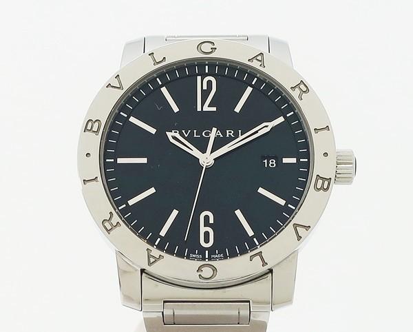安い 激安 プチプラ 高品質 中古 送料 代引き手数料無料 BVLGARI ブルガリ BB41S 自動巻腕時計 ☆ 手数料無料 自動巻 ブルガリブルガリ