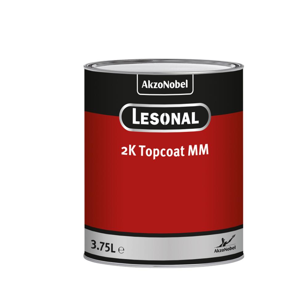 アクゾノーベル レゾナール2K トップコート mm320 [320-11] ホワイト 3.75L[取寄]