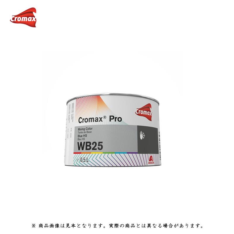 アクサルタ クロマックスプロ WB25 ブルー HS 0.5L[取寄]
