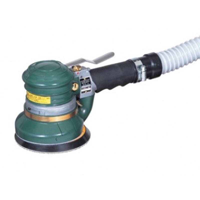 コンパクトツール 吸塵式 ダブルアクションサンダー クラシック 905A4D マジックペーパー用パッド[取寄]