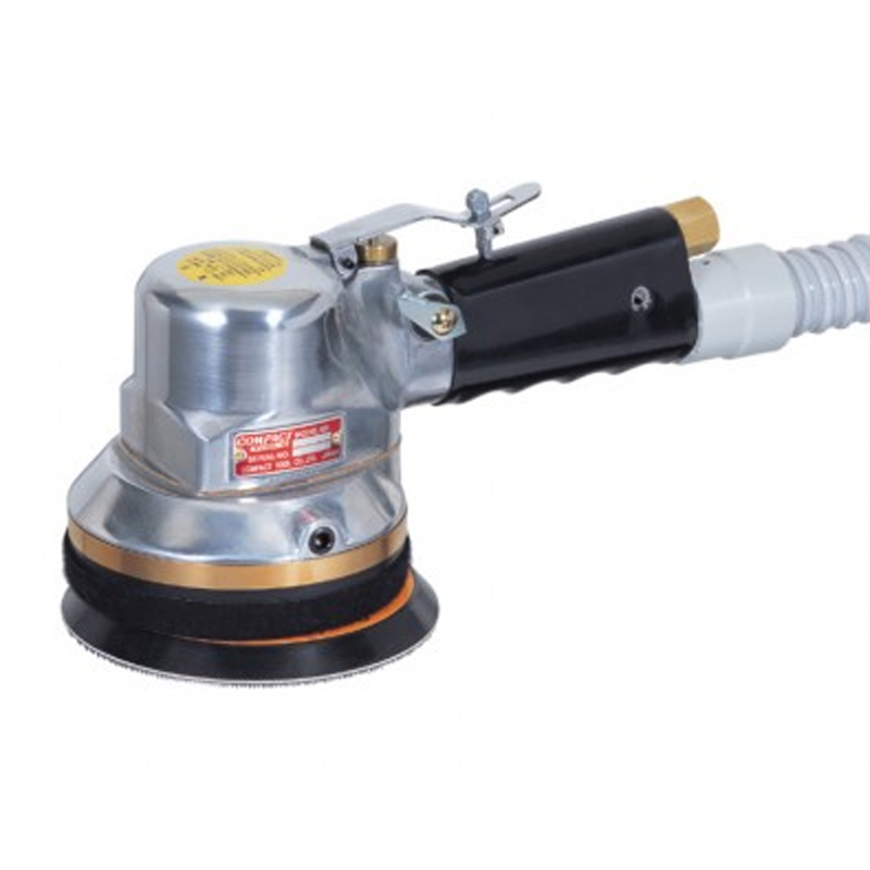 コンパクトツール 吸塵式 ダブルアクションサンダー クラシック 905B4D のり付きペーパー用パッド「取寄」