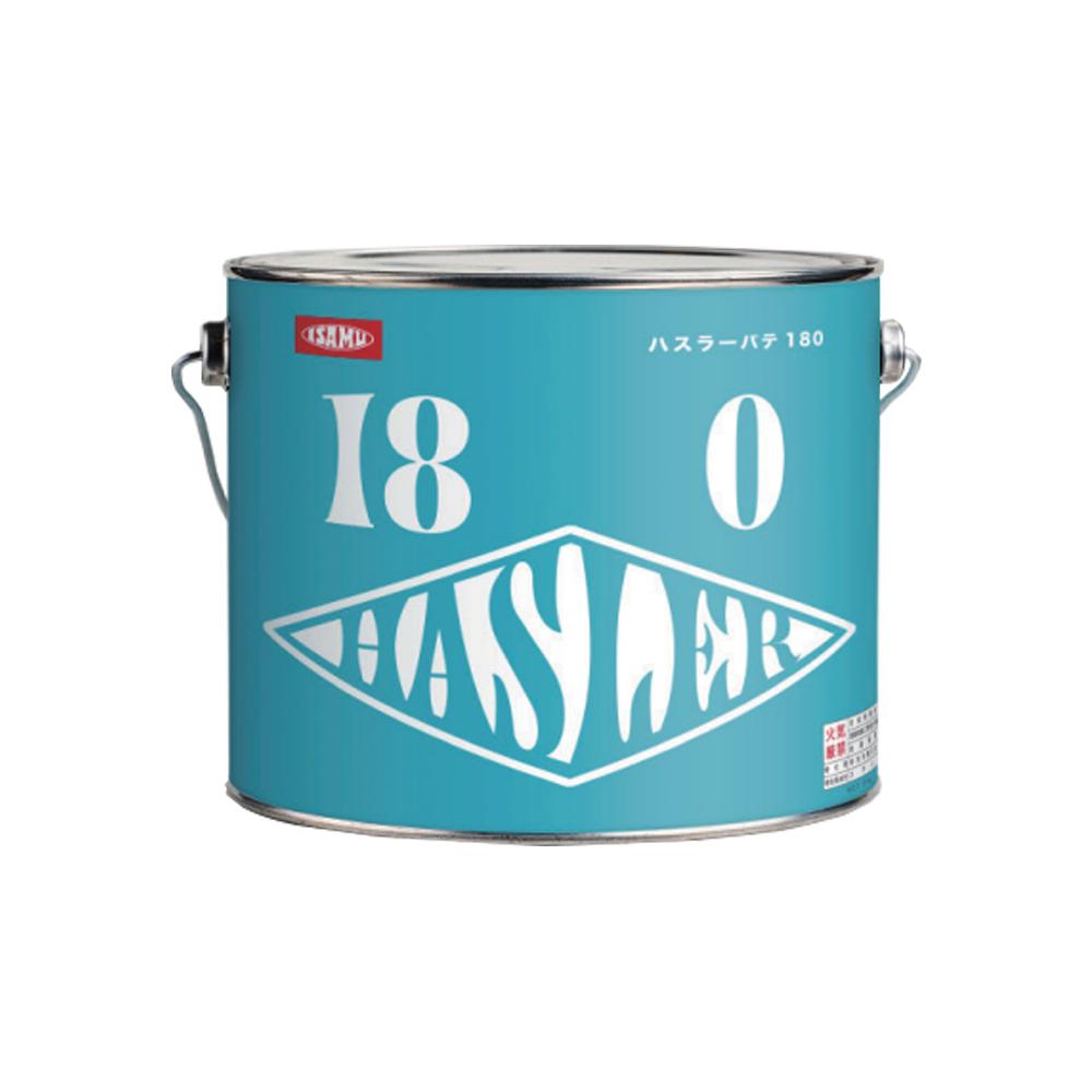 イサム塗料 ハイシヤープ耐熱形W 4kg [取寄]