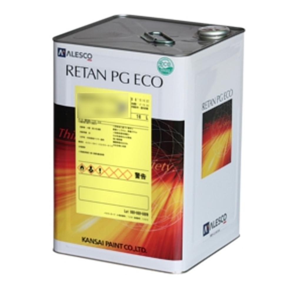 関西ペイント [381-145] レタンPGエコ マルチダイヤモンドクリヤーQ ベース 4L [取寄]