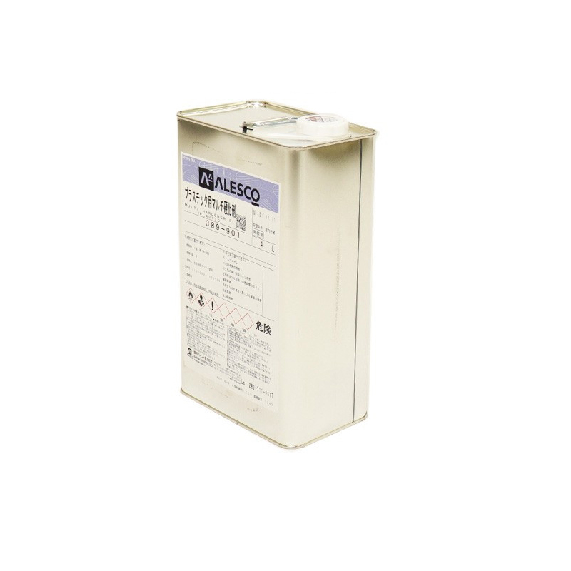関西ペイント [389-901] レタンPG2K プラスチック用マルチ硬化剤 4L [取寄]