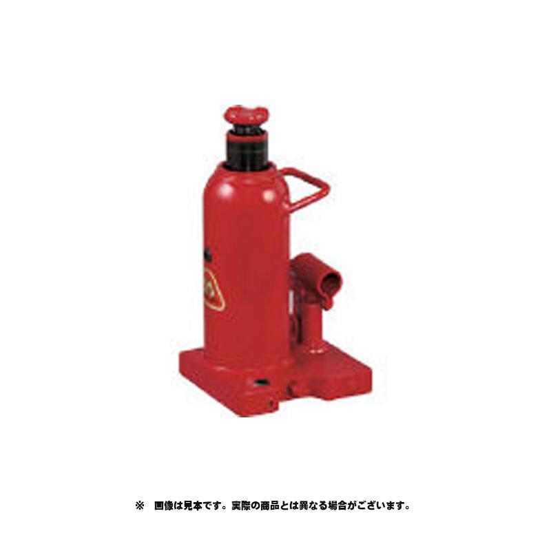 [メーカー直送 代引不可] マサダ製作所 [ポート穴付油圧ジャッキ] 20t ポート付きオイルジャッキ MS-20PP [取寄]