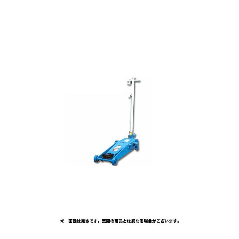 [メーカー直送 代引不可] 長崎ジャッキ 低床ガレージジャッキ NLA-1.8HP [取寄]