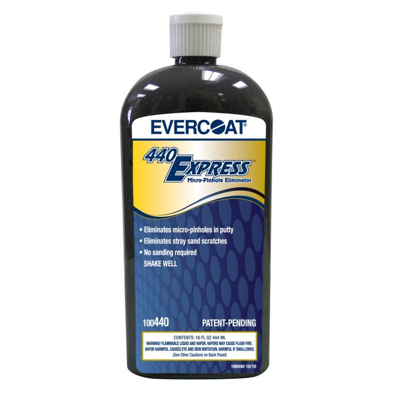 [メーカー直送 代引不可] evercoat 440 エクスプレス ピンホール エリミネーター 仕上げ剤 Ec-440 6個セット 478ml