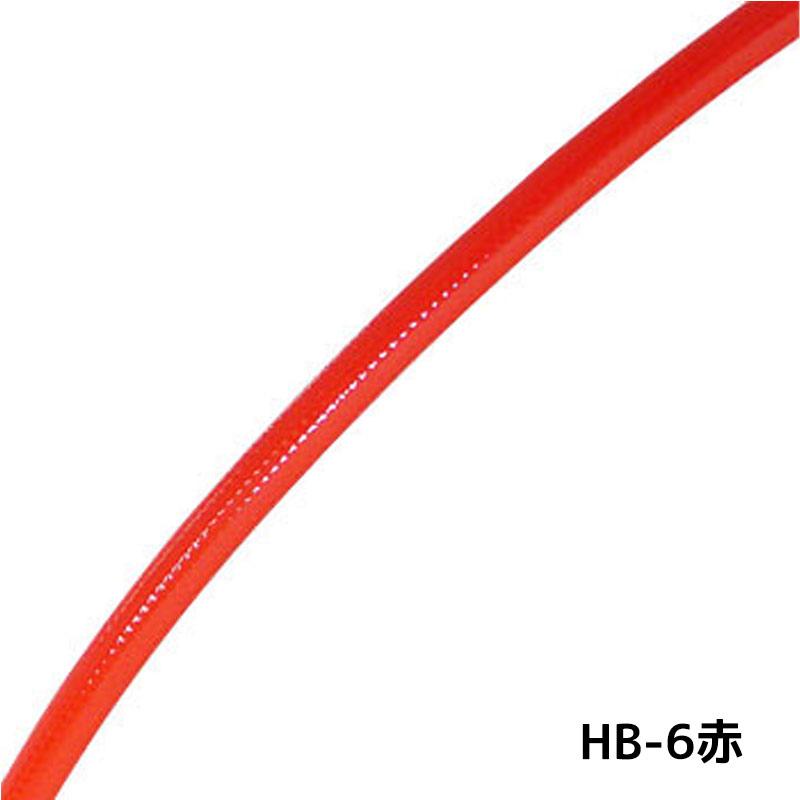 トヨックス ヒットホース HB-6 赤 20m [取寄]