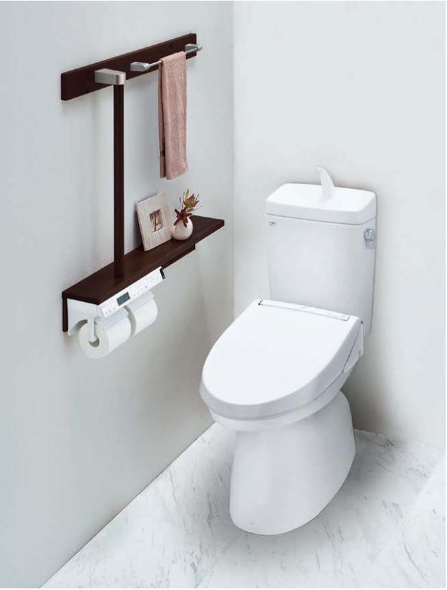 LIXIL INAX トイレ アメージュZ ECO4 床排水 便器 タンク 手洗付き シャワートイレKBシリーズCW-KB21 YBC-Z10ST DT-Z180T CW-KB21 リクシル イナックス