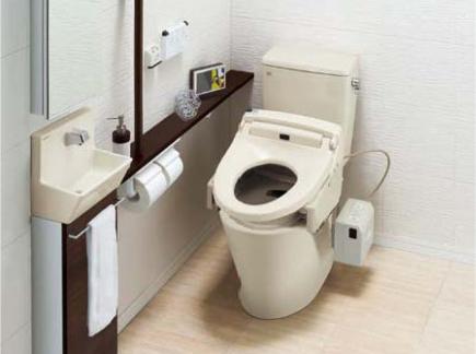 LIXIL INAX シャワートイレ 便座昇降装置 おしリフト CWA-40 リクシル イナックス
