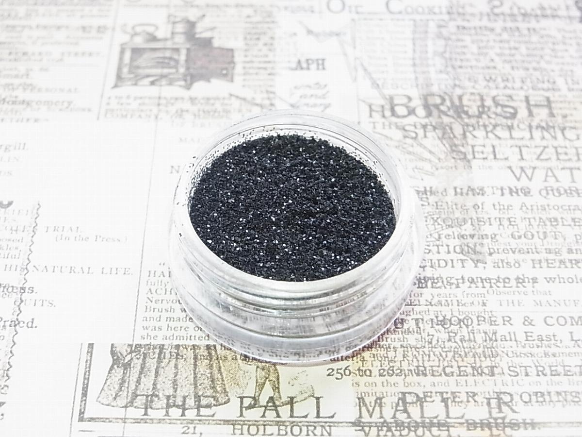 安い 激安 プチプラ 高品質 大容量 黒 ブラック のブリオンアクセサリーパーツ ブリオン ケース付 今ダケ送料無料 内容量はケース付きでなんと約3g