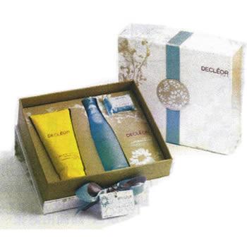 DECLEOR aroma spa tonic coffret (body care three points set)