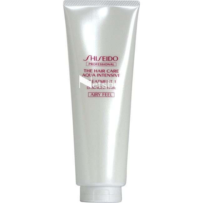 資生堂 taiseido 專業頭髮 Aqua 強化治療 1 / 250 克