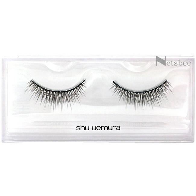 Shop Nets Bee Shu Uemura Natural Volume 01 False Eyelashes