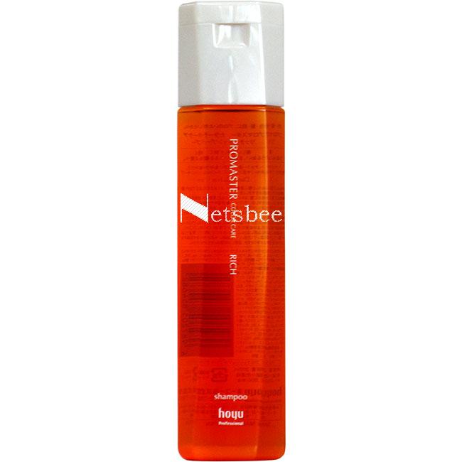 Professional player Hoyu master color care LX shampoo Rich line /200mL