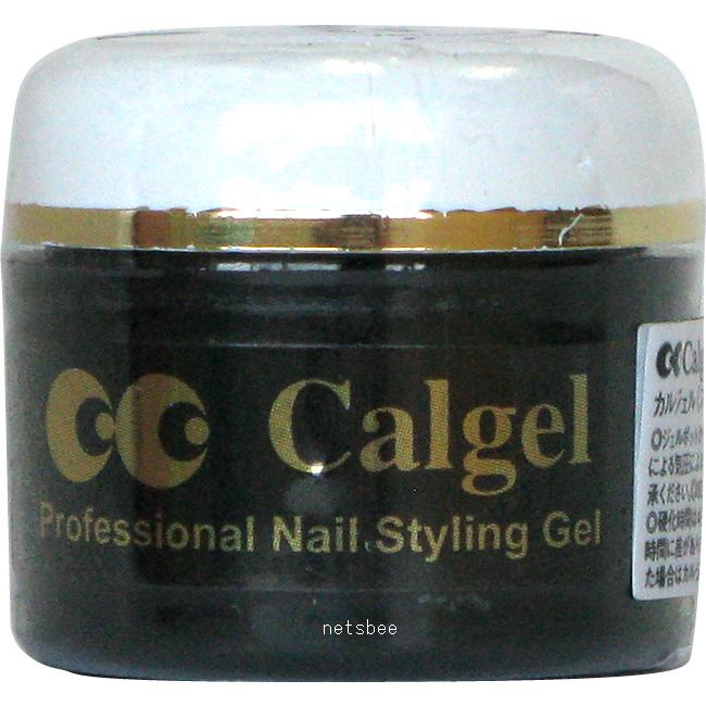 セール特価品 カルジェル Calgel MOGA BROOK クリア トップ クリアジェル (訳ありセール 格安) CG0S プロ用 ジェル 4g ベース