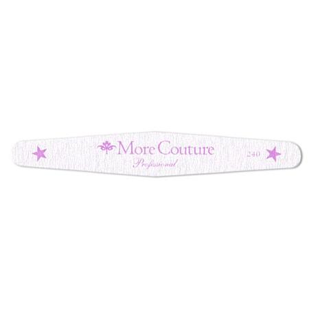 モアクチュール More Couture ネイル ネイルファイル グリット240 メール便 対応 数量限定 新色追加して再販 スター