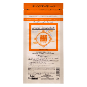 和漢植物末配合のノンアルカリカラー剤 グランデックス 和漢彩染 十八番 パウダー オレンジマーマレード / 120g (メール便 対応) 【 ヘアカラー ノンアルカリ 】
