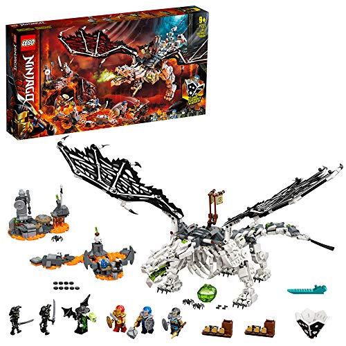 レゴ LEGO 1年保証 奉呈 ニンジャゴー 魔界のスカル ドラゴン:グリフブリンガー 知育玩具 71721 おもちゃ ブロック