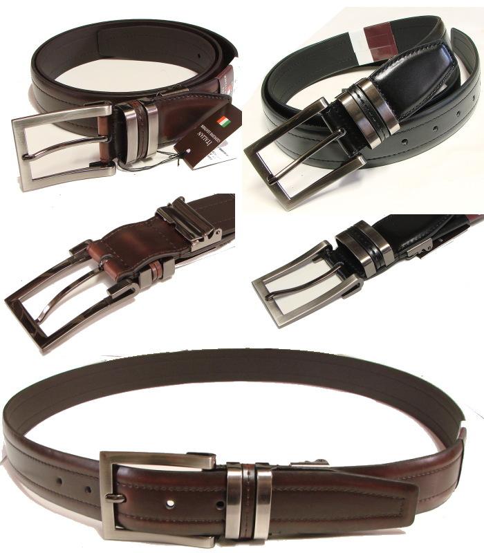 HOMME Italian leather genuine leather belt CB-21