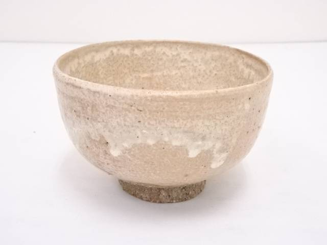 【シングルデーセール50%オフ】【茶道具】京焼 人間国宝清水卯一造 茶碗【送料無料】