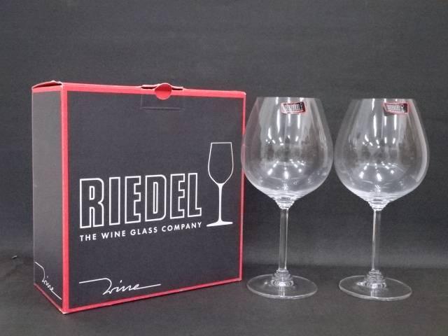 【ガラス】RIEDEL リーデル ワイングラスペア【送料無料】