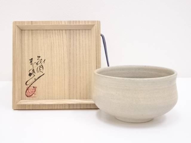 【茶道具】林茂松造 茶碗【送料無料】[和食器/抹茶碗/抹茶茶碗/茶道/茶器/茶道具/骨董/御茶]