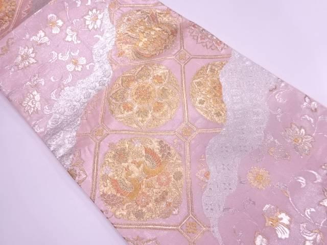 リサイクル 華宝道長文織出し袋帯【送料無料】[和服/和装/着物/きもの/帯]