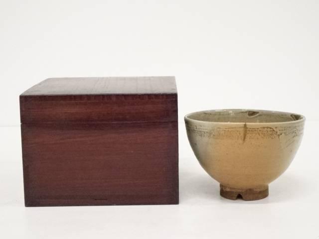 【茶道具】古物 御本茶碗 □p【送料無料】