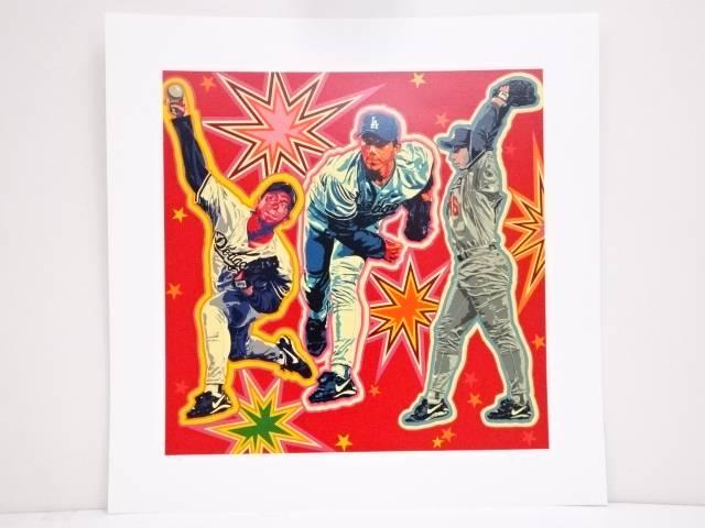 【夏セール50%オフ!】【アンティーク】絵画 ヒロ・ヤマガタ「NOMO」シルクスクリーン CXLVIII/CCCV【送料無料】