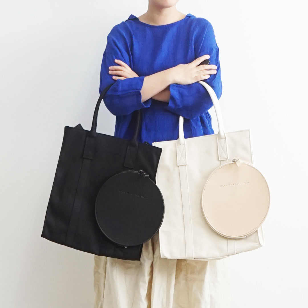 MAKE WHAT YOU WILL メイクワットユーウィル TOTE BAG トートバッグ 正規取扱店 メンズ レディース バッグ
