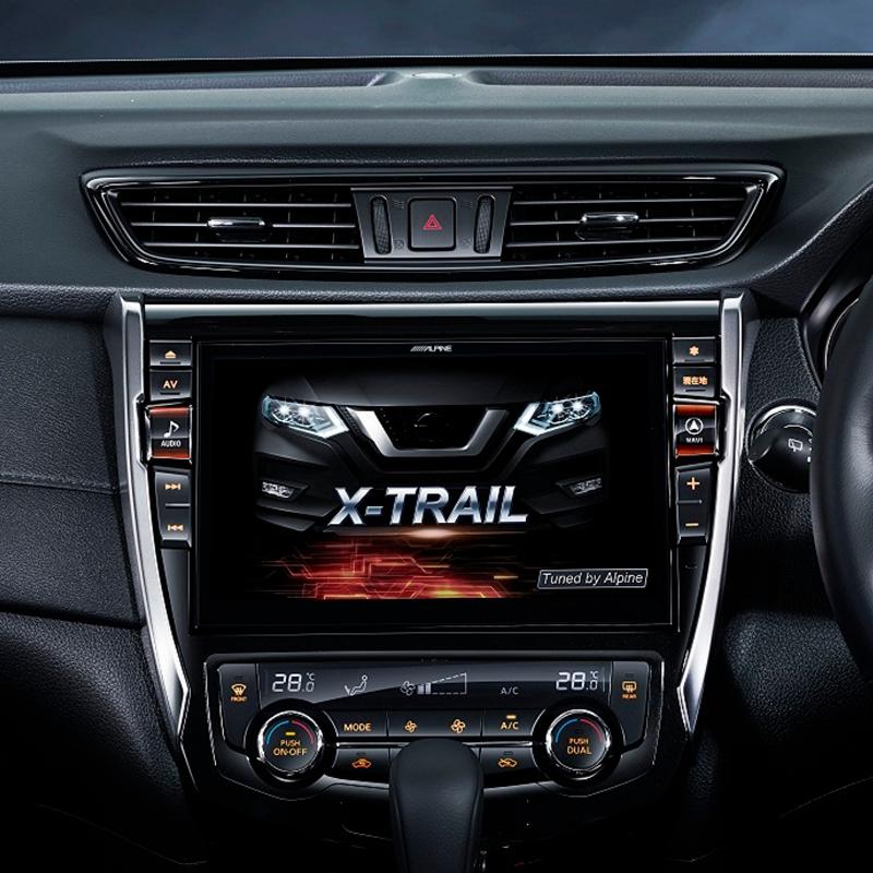 アルパイン ALPINE カーナビ ビッグX BIGX 日産 エクストレイル X-TRAIL(アラウンドビューモニター付車用)専用 10インチ 10型 新品 EX10Z-XT-AM
