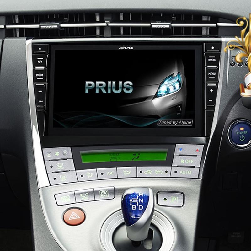 アルパイン ALPINE カーナビ ビッグX BIGX トヨタ プリウス PRIUS 30系 専用 9インチ 9型 新品 EX9Z-PR30