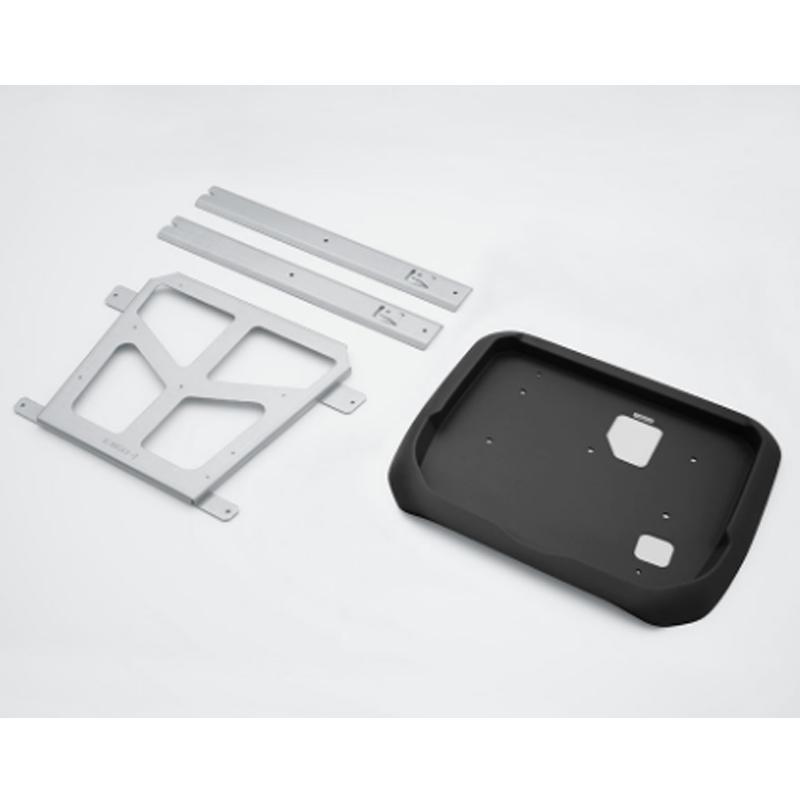 アルパイン ALPINE リアモニター設置用 取り付けキット セレナNISMO ニスモ 専用 12.8型 リアビジョンパーフェクトフィット(黒)KTX-N1005BK