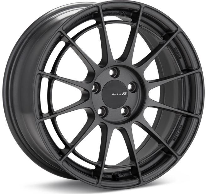 ENKEI エンケイ Racing Revolution レーシングレヴォリューション NT03RR エヌティーゼロスリーダブルアール アルミホイール 4本セット 18インチ シルバー/ガンメタ系 9.0J PCD120 5穴 スポーク インポートカー