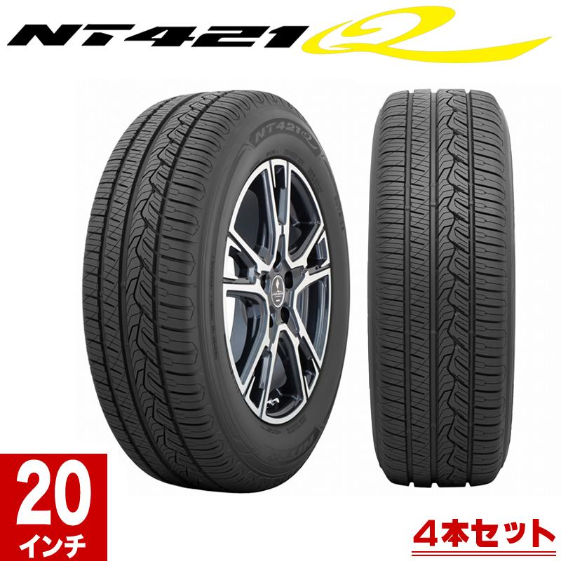 NITTO ニットー NT421Q サマータイヤ 4本セット 20インチ 245/45R 103W XL ニットータイヤ 夏タイヤ SUV 新品