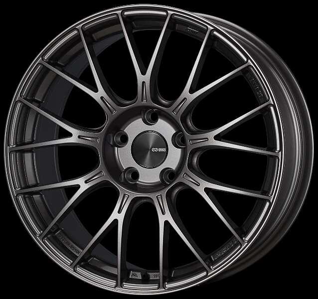 ENKEI エンケイ PerformanceLine パフォーマンスライン PFM1 ピーエフエムワン アルミホイール 4本セット 18インチ シルバー系 7.5J PCD100 5穴 メッシュ スポーツカー