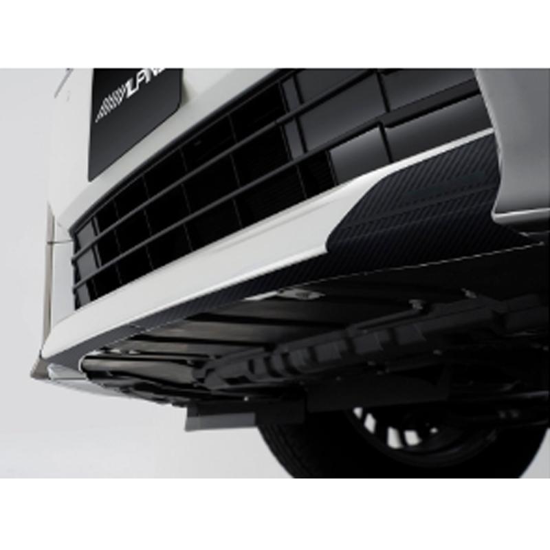 アルパイン ALPINE ヴェルファイア エアロボディ 専用 バンパー下プロテクト 傷防止 ドレスアップ 新車計画 SSK-BU01VE-AERO