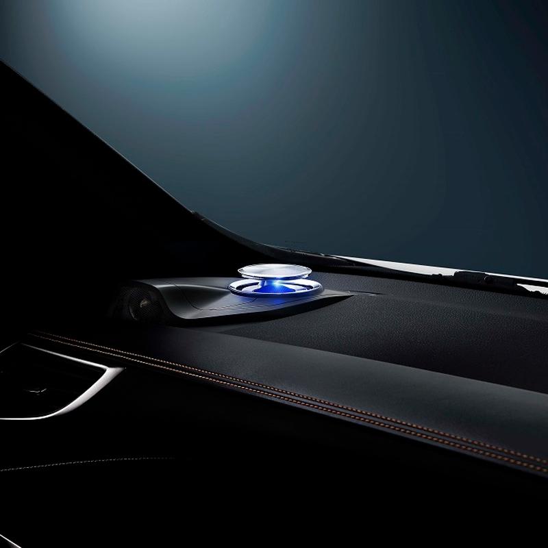 アルパイン ALPINE スピーカー カーオーディオ カースピーカー ハリアー 専用 LED リフトアップ3wayスピーカー X3-180S-LUP-HA