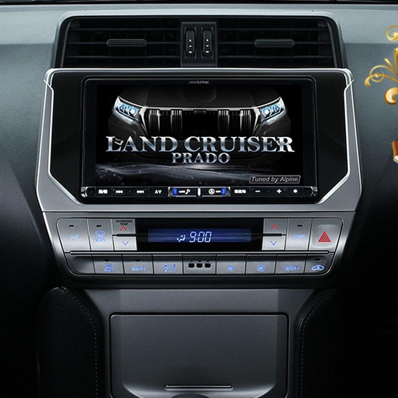 アルパイン ALPINE カーナビ ビッグX BIGX トヨタ ランドクルーザー プラド 専用 9インチ 9型 新品 X9Z-LP2